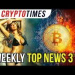 Weekly Top10 Cryptocurrency News 31:  Bitcoin ETF,  Ethereum ERC20,  CME Bitcoin futures