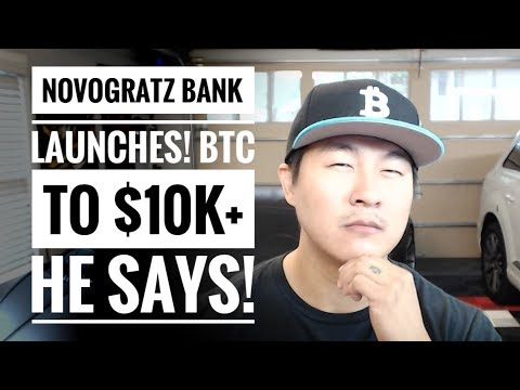 Novogratz's Galaxy Digital Merchant Bank Gets Approved - Time for $10K+ Bitcoin!