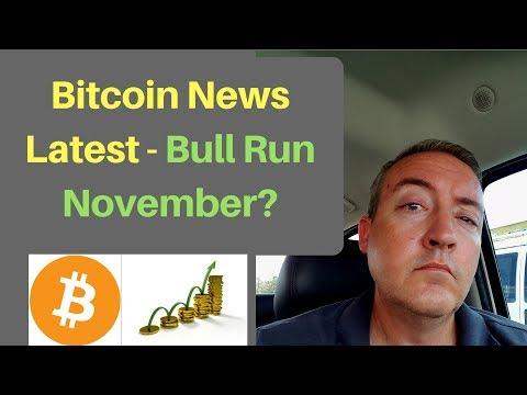 Bitcoin News Latest - Bull Run November? Winner Announced