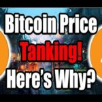 Bitcoin News Update! The Bitcoin Price Is Tanking — Here's Why