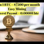 Cryptotab browser || Bitcoin Mining || Lowest Payout