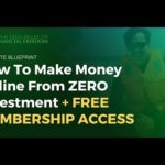 How To Make Money Online From Zero Investment + FREE Membership Access