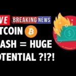 Bitcoin (BTC) Continues to Crash! What's The Price Target?! – Crypto Trading & Cryptocurrency News