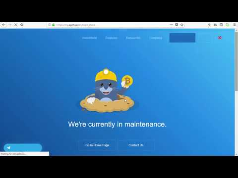 Earn up to 4.7% daily! Automated Bitcoin Mine |  unlimited mining