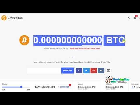 Free Earn Bitcoin Google Chrome Mining 2018