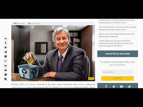 coffee for bitcoin? || bitcoin a 'scam'|| blockchain study in turkey