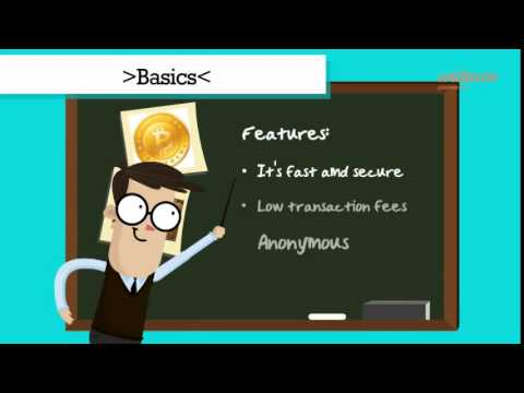 What is Bitcoin? (Basics)