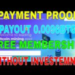 PAYMENT PROOF OF BITCOIN MINING (WITHOUT INVESTMENT)