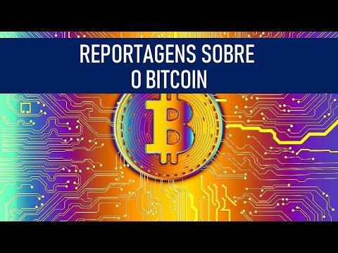 REPORTAGENS SOBRE O BITCOIN (CRIPTOMOEDAS) - AWS MINING