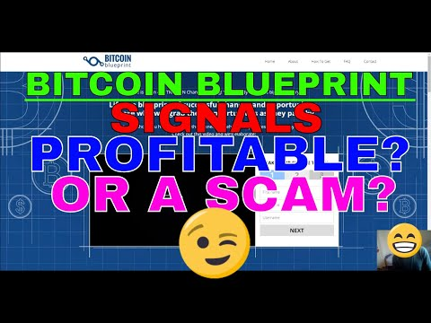 BITCOIN BLUEPRINT SIGNALS SCAM REVIEW