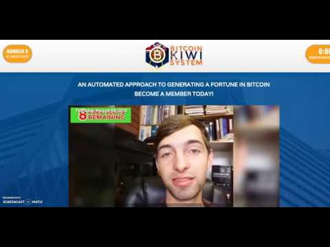 Bitcoin Kiwi System Review, Cloned Jasper Boyle SCAM Exposed!