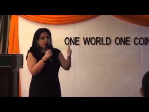 OneCoin - Dr Ruja Ignatova in Malaysia