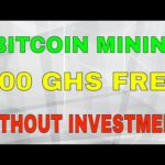 BITCOIN MINING 300 GHS FREE (WITHOUT INVESTMENT)