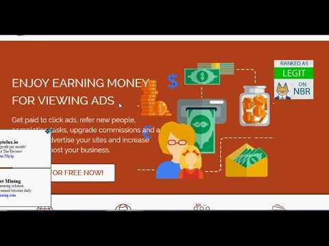 এড দেখে টাকা ইনকাম – Make money online  Steel clix bangla tutorial