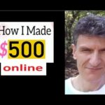 How to earn money online How to make money How To Make Legit Money Online Working at Home Internet
