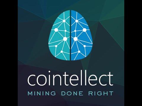 Как заработать без вложений .Все о Cointellect (Коинтеллект) Часть 1