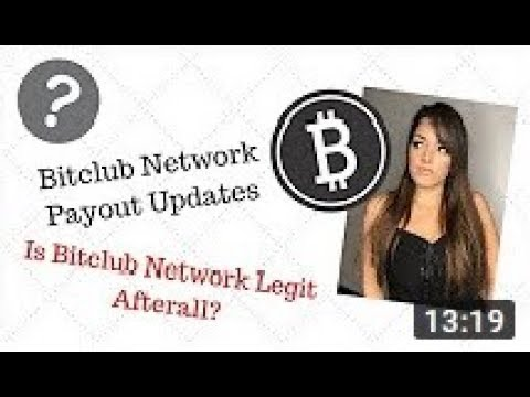Bitclub Network Payout Update  Bitclub Network Scam