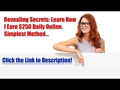 to make money online It's EASY!