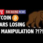 Are The Bitcoin (BTC) Bears Losing to Manipulation?! – Crypto Trading & Cryptocurrency News