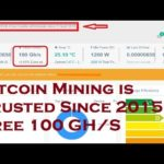 MinerFarm | Bitcoin Mining is Trusted Since 2015 – Free 100 GH/S