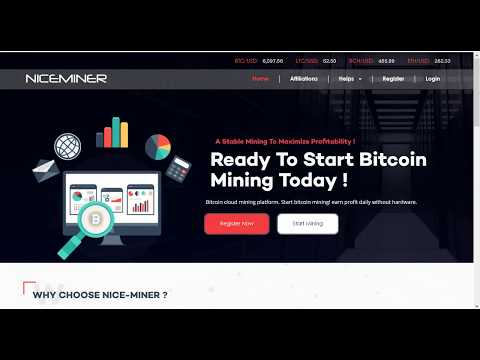 Free Bitcoin Mining | Free 50 GH/S Sign up Bounes | Earn With Amir