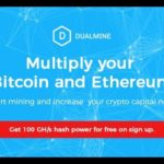 DUALMINE: Mining Bitcoin and Ethereum – Free 100 GH/s