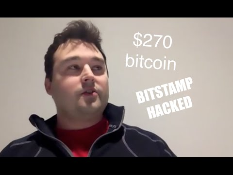 Interview with CEO of Airbitz, Bitstamp gets hacked, bitcoin crashes, and 2015 bitcoin predictions