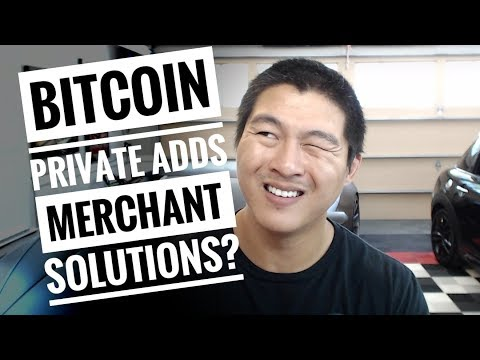 Bitcoin Private Adds Merchant Solutions with BTCP Pay? - Will It Save BTCP?