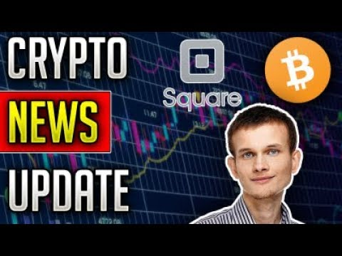 Cryptocurrency/Bitcoin News | Vitalik's Consensus Model, Square, Binance Decentralized Exchange