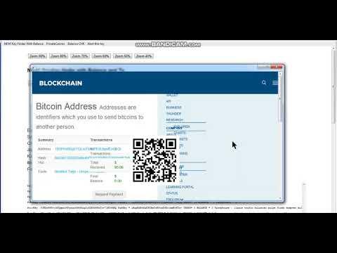 Bitcoin Scanner 2018 - 100% proof(NO SCAM, NO VIRUS)
