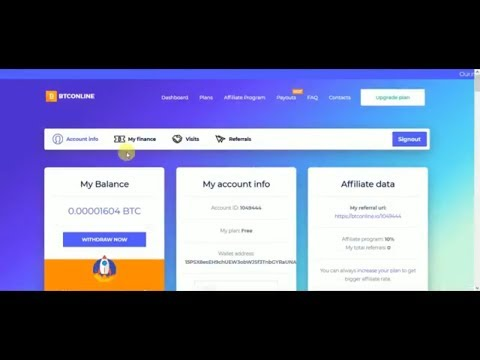 Mine 0.01 Bitcoin (BTC) daily - Free Bitcoin Mining - Paying Site NO SCAMS 2018