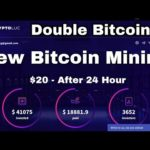 New Bitcoin Cloud Mining 2018  CryptoLuc.org Review   200% PROFIT Daily   Highest Paying Website