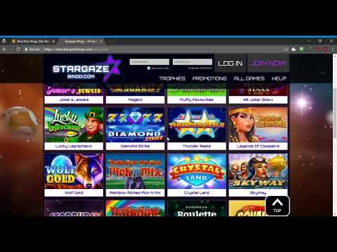 How I make money playing online bingo games ~ How to Win at Stargaze Bingo1.mp4