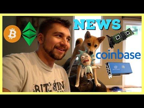 Bullish On Bitcoin | Intel New Gaming (Mining) GPUs | Mining Farm Bomb Threat | Nvidia 6x Faster