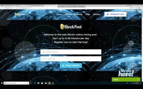 Block Pool Online – The best Online bitcoin mining pool