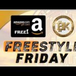 Freestyle Friday 🎉Bitcoin BTC USD Price LIVE Cryptocurrency News 2018