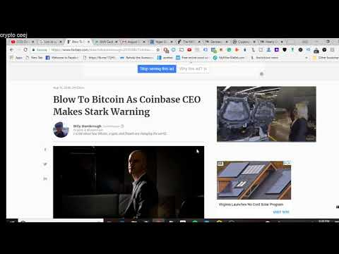 Bitcoin Conspiracy I'm Pissed!! Old Money Is Coming After Your Bitcoin And CryptoCurrency