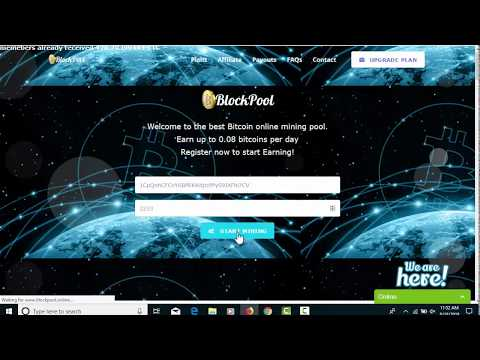 Best Online Bitcoin Mining pool | Earn up to 0.08 bitcoins per day | Earn with Amir