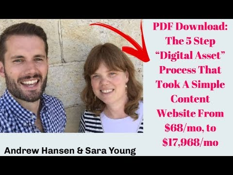 Digital Worth Academy Reviews Andrew Hansen Sara Young | Make Money Online Build Simple Websites