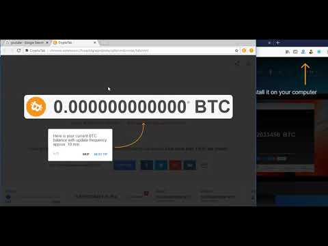 How to free bitcoin mining with cryptotab browser