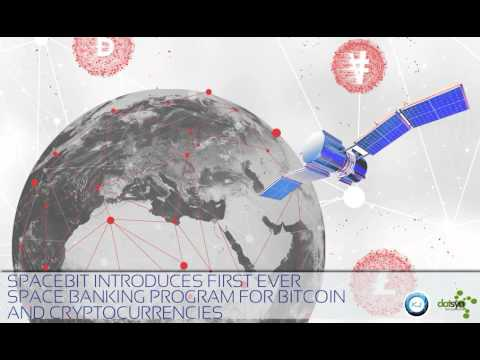 DatSyn News – SpaceBIT Introduces First Ever Space Banking Program For Bitcoin And Cryptocurrencies