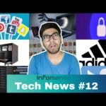 Tech News #12 Flipkart Walmart, Facebook, Bitcoin scam, Android message, Apple Store china, Adidas
