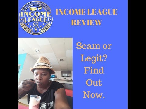 Income League Review - Best Way To Make Money Online