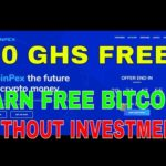NEW BITCOIN MINING 30 GHS FREE (WITHOUT INVESTMENT)