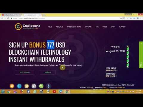 Earn 777$ USD Singup Bonus bitcoin mining site . BY Crypto Gautam
