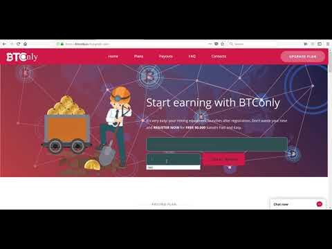 FREE 50 000 Satoshi   Mining Bitcoin Fast and Easy