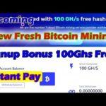 Bitmed Bitcoin Cloud Mining Signup Bonus 100Gh/s Free 2018