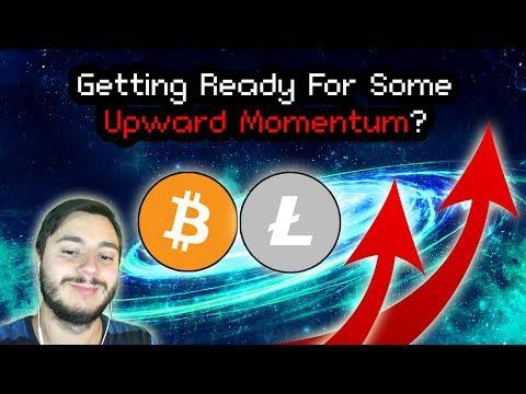 Bitcoins NEXT Move Up? Litecoin Summit News! Bitcoin Breakout Possible