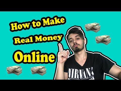 How to make real money online at any age