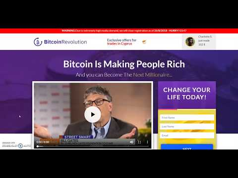 Bitcoin Revolution Review,  Cloned Crypto SCAM Exposed (Alert)